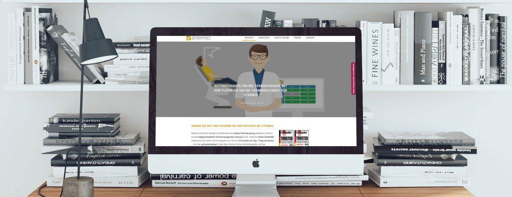 Relaunch: Unsere neue Webseite etermio.com ist da!