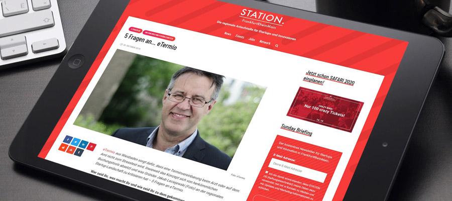 Mehr Mut statt konservatives Denken: Interview mit eTermio-Geschäftsführer Jakub Leciejewski