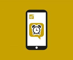 Terminerinnerung per SMS (Bild: eTermio)